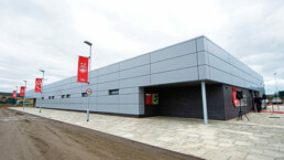 Cormack Park Aberdeen FC Training Facility